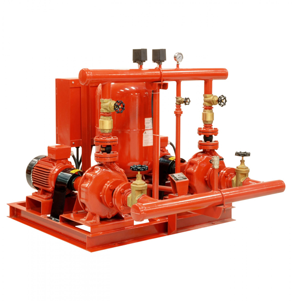 Fire Fighting Pump Custom Made with Configured Design | Elite Fire